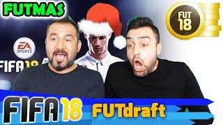 ÖYLE BİR GOL KAÇTI Kİ! - FUTMAS BAŞLADI   FIFA 18 FUT DRAFT