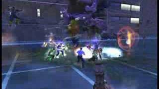City of Heroes - Halloween 2007 Trailer