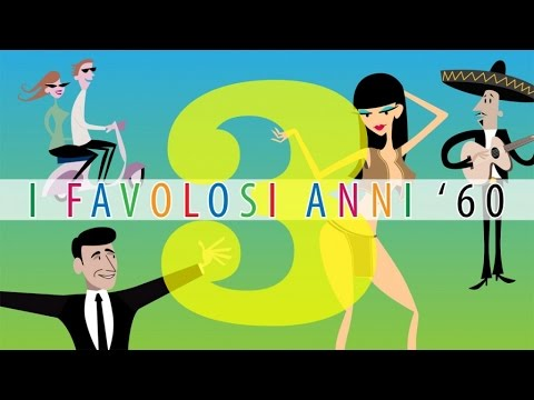 I Favolosi Anni 60 n°3 - Playlist Long Form - YouTube