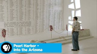 PEARL HARBOR - INTO THE ARIZONA | Don Stratton Returns | PBS