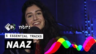 Naaz over Daddy Issues, Lorde en bad ass vlinders in je buik! | Interview 5 Essential Tracks | 3FM
