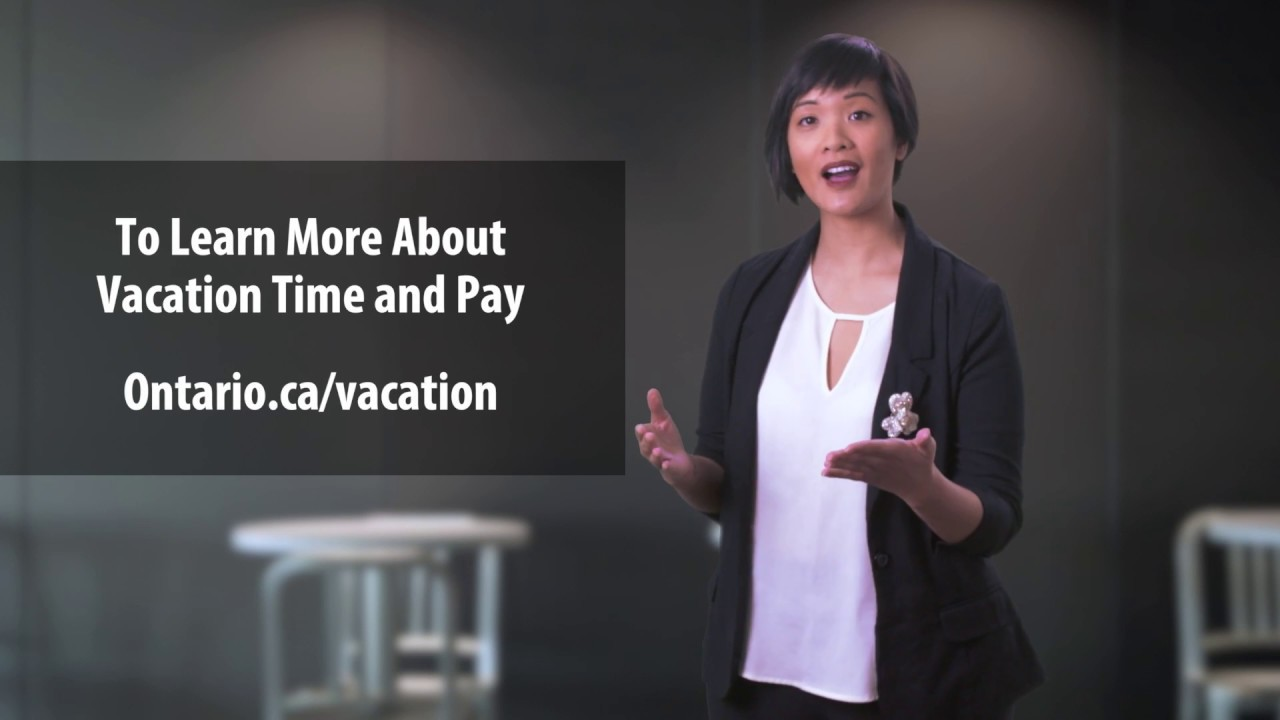 Know Your Rights - Chapter 5 - Vacation Time