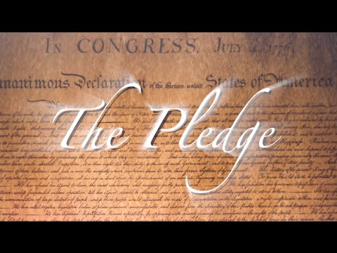 The Independence Day Pledge