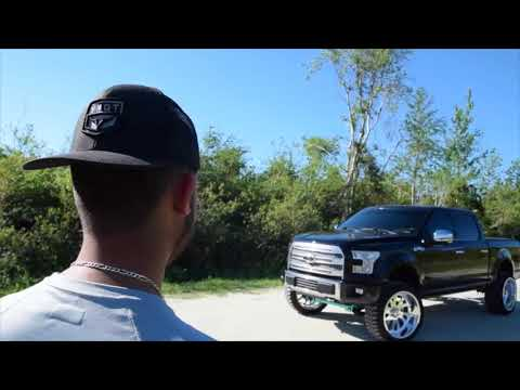 2017 Ford F150 Lifted >> American Force Wheels Lifted 2015 F150 - YouTube