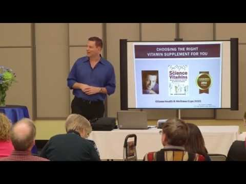 Dr. John Zielonka | Chiropractor Ottawa Ontario | Choosing the Right Vitamin Supplement for You