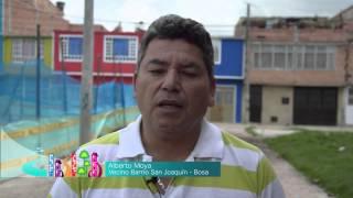 La Caja da inició a obras de vías y andenes en Bosa