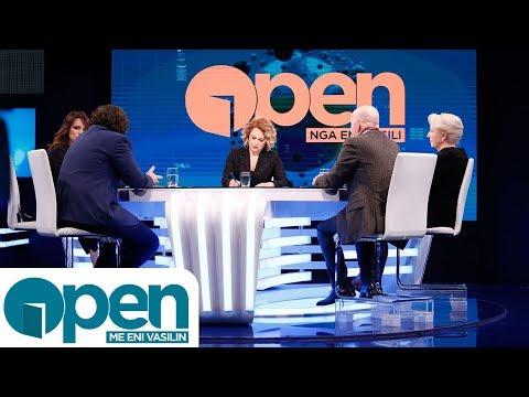 """Open - """"E hëngrën turpin me bukë"""",  Përparim Kabo: vendimet nuk i marrin politikanët por..."""