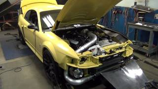 1000+ RWHP Mustang GT, Twin Turbo DOHC @ Blue Oval Chips