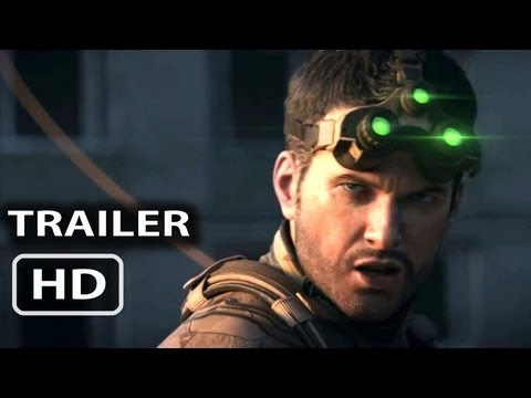 Splinter Cell Blacklist Trailer (E3 2012)