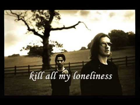 Blackfield - The Hole In Me (lyrics in screen)