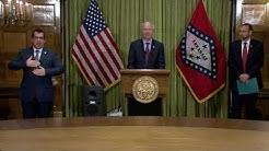 LIVE: Governor Hutchinson Provides COVID-19 Update to Media (03.30.20)