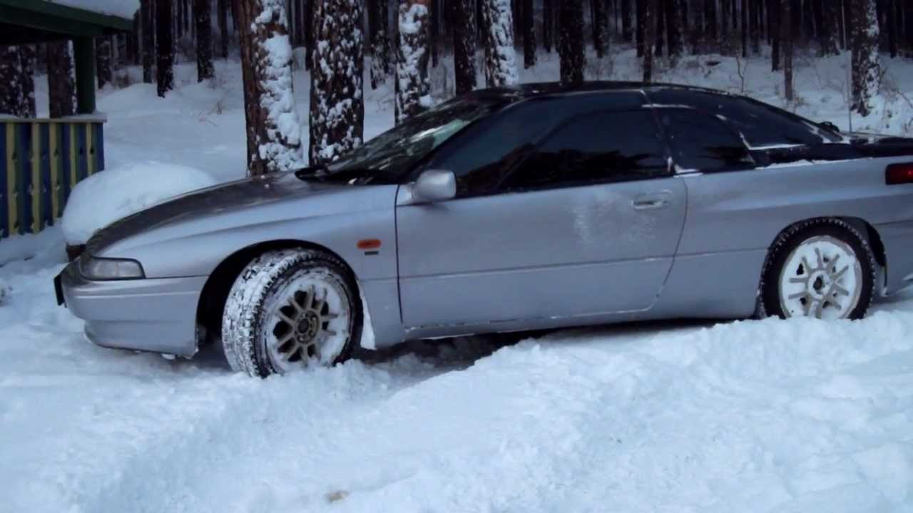 Subaru alcyone svx youtube vanachro Images