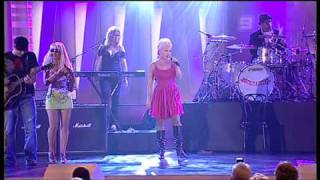 Pink - Stupid Girls - Live Logies 7 May 2006