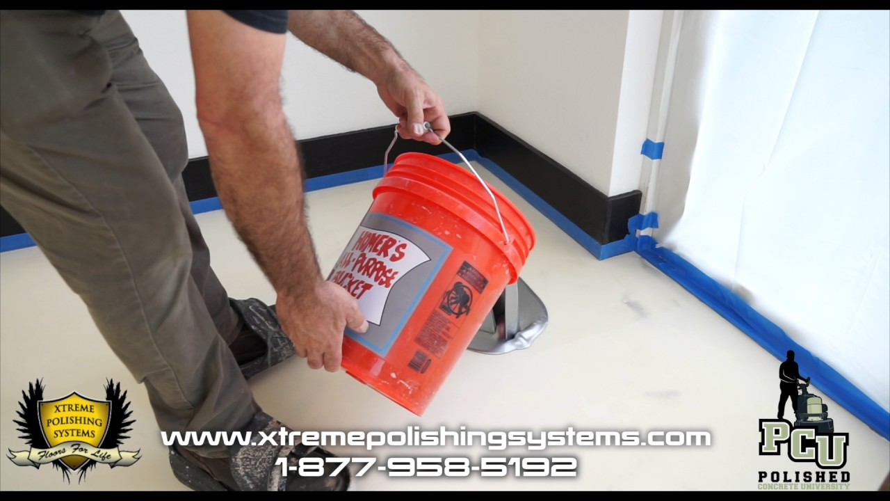 How to do a metallic epoxy floor in a house start to finish youtube how to do a metallic epoxy floor in a house start to finish solutioingenieria Images