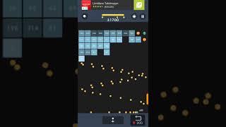Bricks breaker puzzle - yapboz tuğla kırıcı level 454 Part - 2 ( bricks n balls )