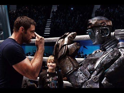 Will We See A REAL STEEL 2  AMC Movie News  YouTube