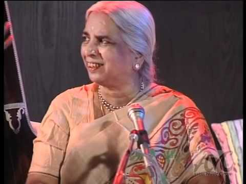 Girija Devi - tappa in Raga Desh