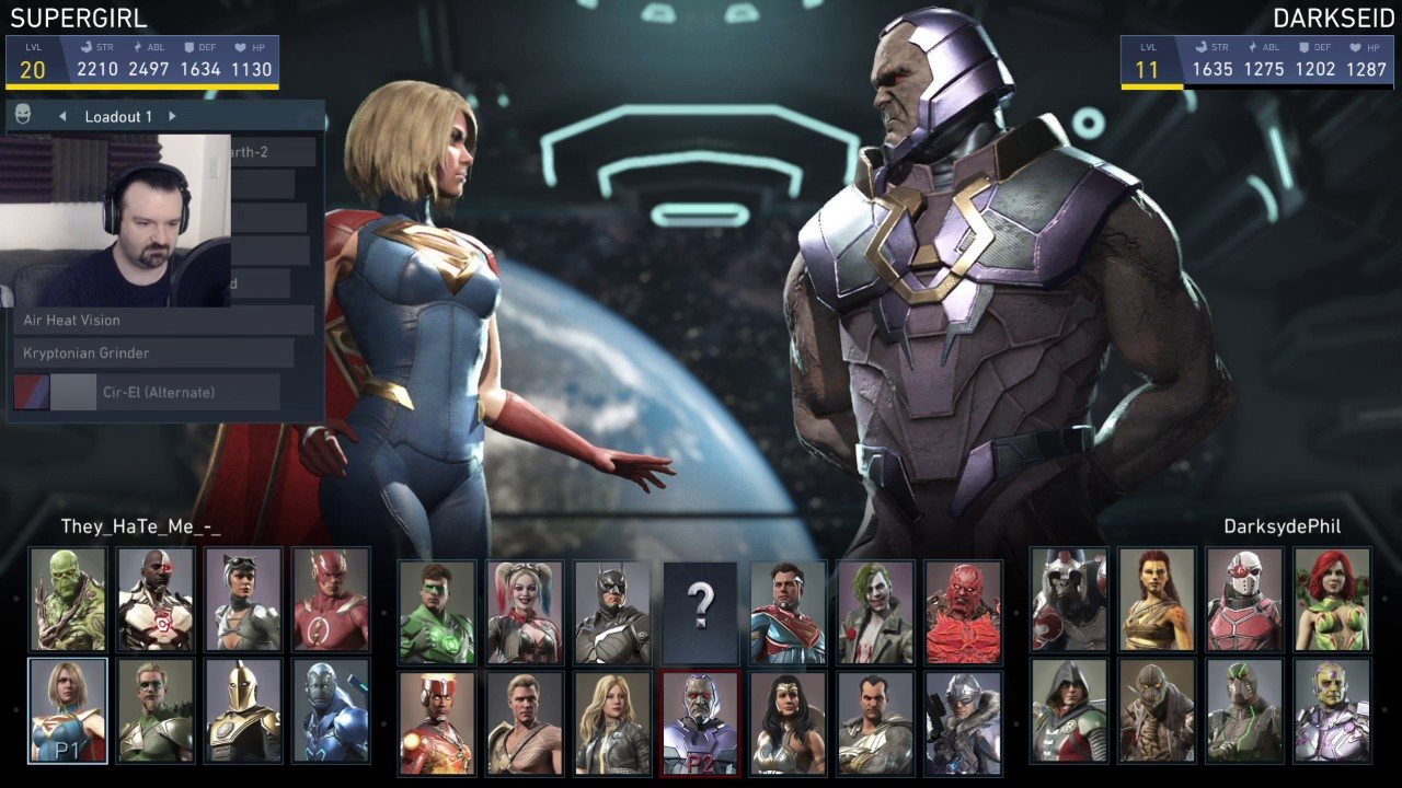 how to get darkseid injustice 2