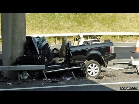 Crash Test Crash Test Lamborghini Honda Range Rover