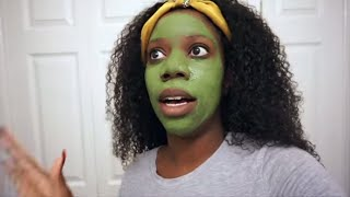 I'm Tired Of These Grown Men Complaining,Yes I'm WearingA Mask #byewrinkles #ConfessionsofASingleMom