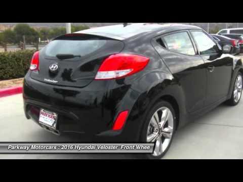 2016 Hyundai Veloster Valencia CA 2168402 - YouTube
