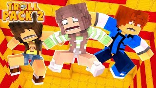 OUR BASE WAS DESTROYED!? | Minecraft Troll Pack S2 (Episode #4)
