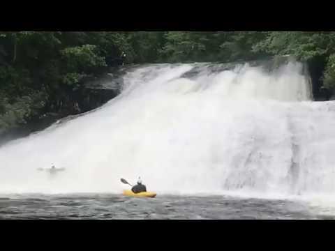 Big Falls Horsepaster Narrows NC