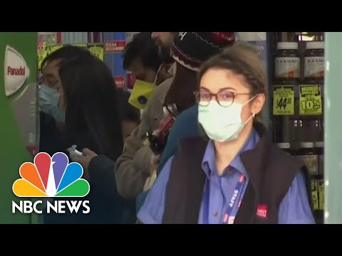 Countries Impose New Restrictions As Coronavirus Cases Surge Worldwide | NBC News NOW