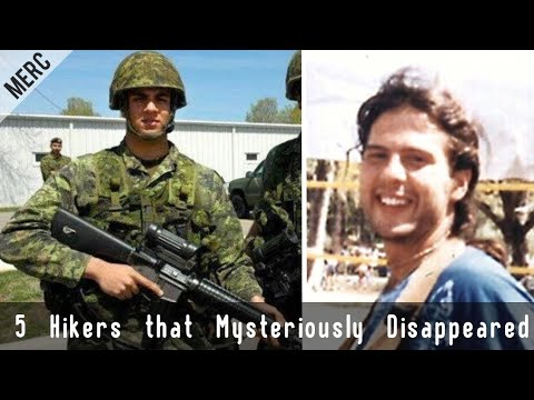 5 Hikers that Mysteriously Disappeared | Part 2