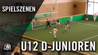 Hertha BSC - FC Bayern München (U12 D-Junioren, Gruppe B AOK-Juniorenmasters 2017) - Spielszenen