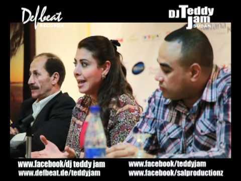 Khalid Maimi / Nashwa Mustafa / DR. Yasser / Dj Teddy Jam Live in Sudan