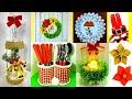 15 IDÉIAS BRILHANTES PARA O NATAL    15 BRIGHT IDEAS FOR CHRISTMAS   IDEAS PARA NAVIDAD