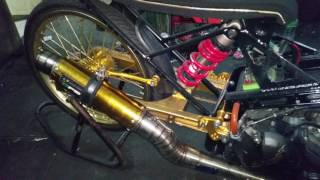 YAMAHA 135 LC SPEC OPEN 201 METER (SW MOTOR WFRT IPOH PERAK) MALAYSIA