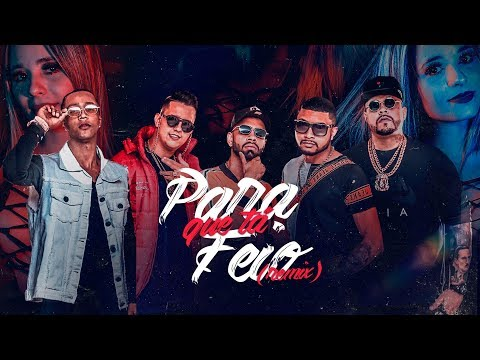 Para Que Tá Feio (Remix) - C. Sheik | Lupper | Misael | Dan Lellis | Mr Pezão (Official Music Vídeo)