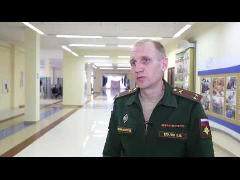 Выпускники вузов выбирают военную службу по контракту