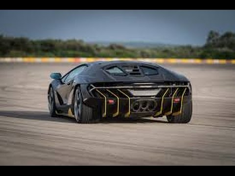 2017 Lamborghini Centenario Lp770 4 Top Speed Car Review Forza