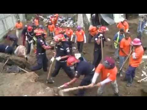 Numbers of missing in Guatemala landslide rises to 600