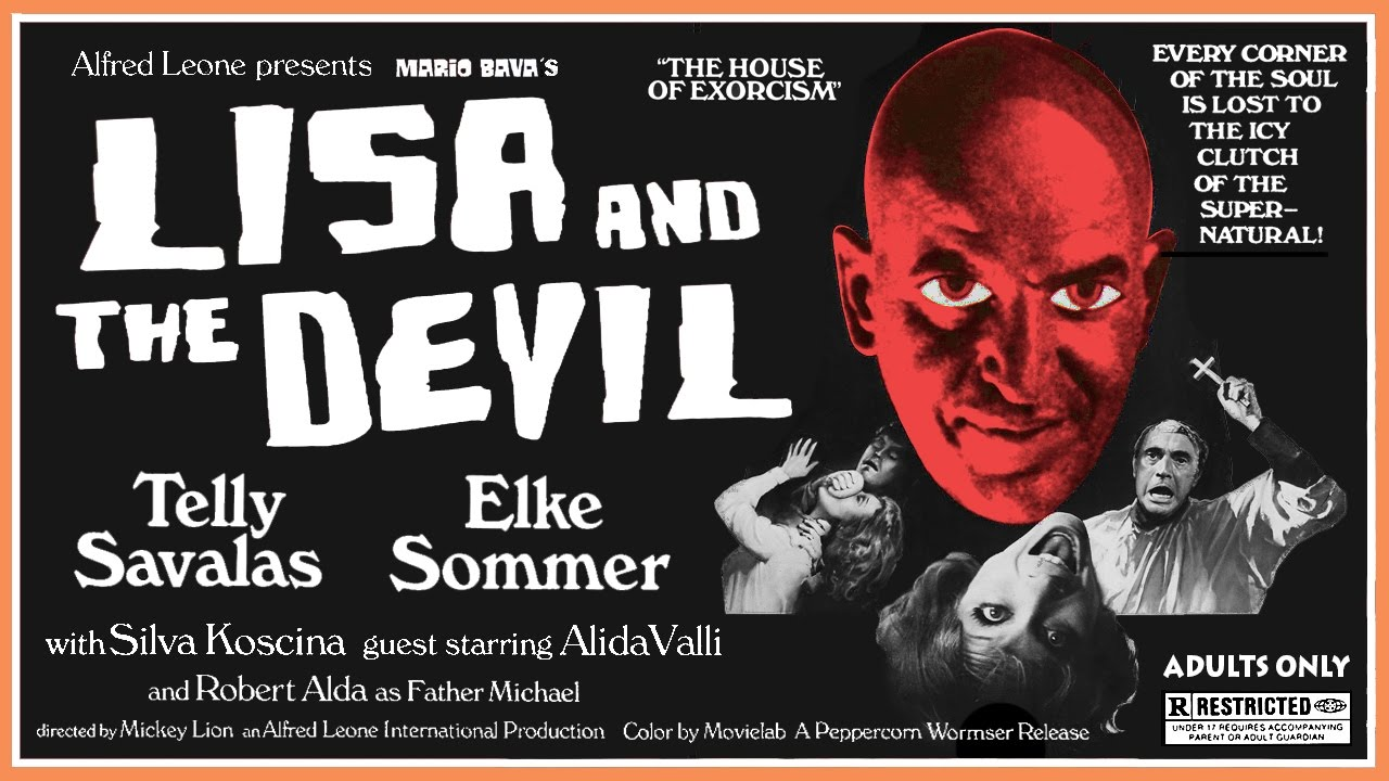 Lisa and the Devil (1973) Preview - Color / 3:05 mins - YouTube