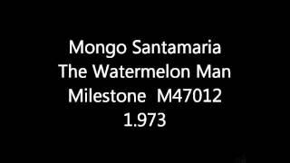 Mongo Santamaria - Suavito