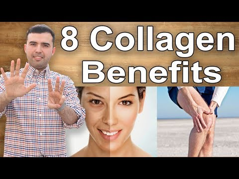 8 Secret Benefits Of Collagen Use - Health And Beauty