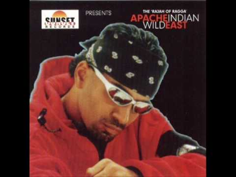 Apache Indian    jump up over the edge mi  1997