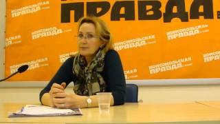 """Звезда сериала """"Хозяйка"""" Елена Стефанская (часть 2)"""