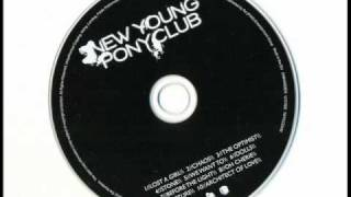New Young Pony Club - Lost A Girl