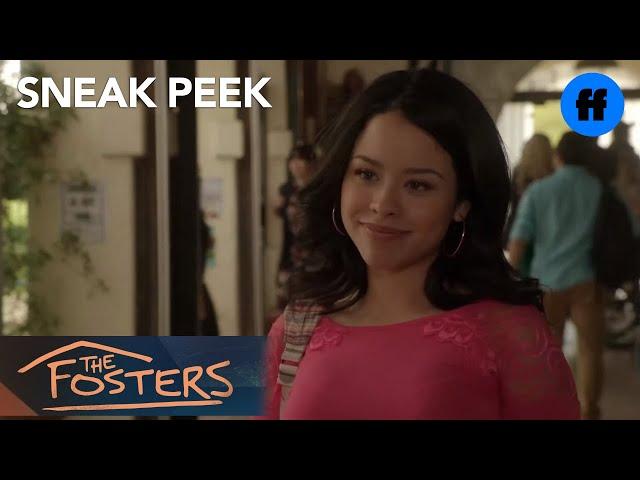 The Fosters | Season 3, Episode 14 Sneak Peek: Mariana & Honor Board | Freeform