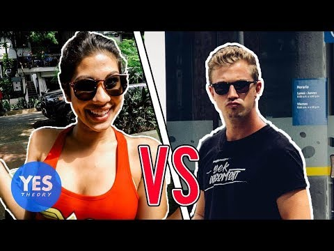Getting a Date Only Speaking Spanish (Guys vs. Girls)