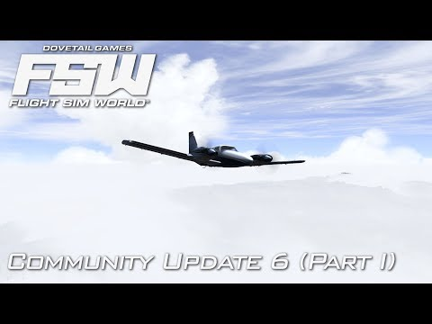 Flight Sim World - Community Update 6 | Storms in Hawaii | Early Access