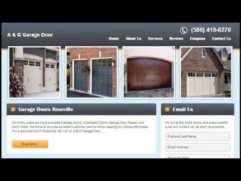 Quality Garage Door Service St. Clair Shores MI