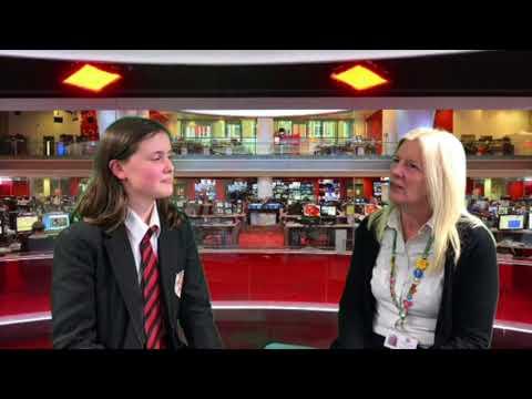 BBC School Report - Ocean Pollution Awareness