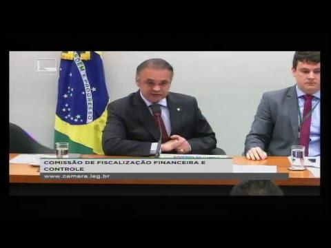 FISCALIZAÇÃO FINANCEIRA E CONTROLE - Reunião Deliberativa - 04/07/2018 - 10:42