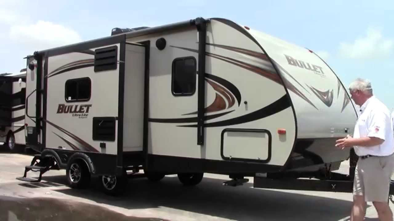 New 2016 Keystone Bullet 220RBI Travel Trailer RV ...